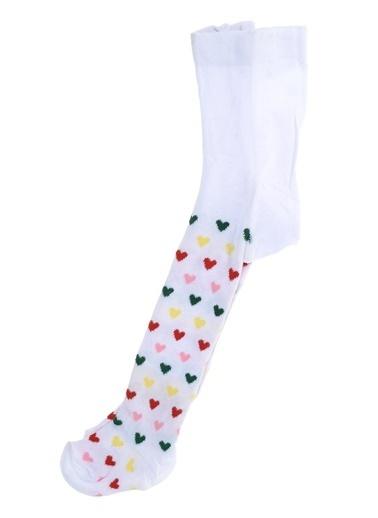 Soo be Külotlu Çorap Renkli